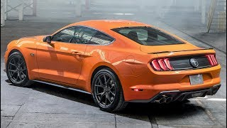 2020 Ford Mustang - High-Performance Four-Cylinder Sports Car