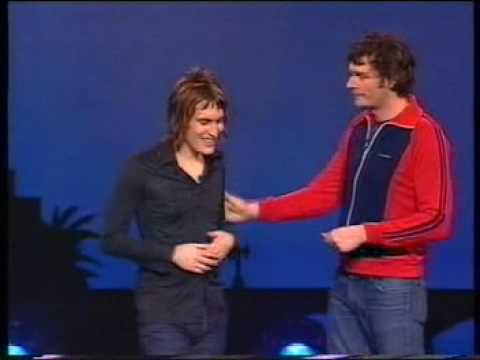 Mighty Boosh live in Melbourne 2001