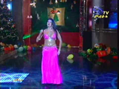 الراقصة اسمهان  موسيقة دارت الايام الموسيقار رامى السعيد