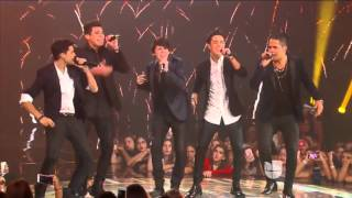 Devulveme Mi Corazn is the first single of CNCO  La Banda Finale 2015