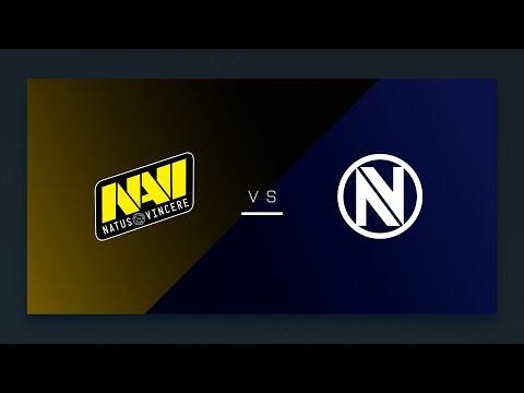 CS:GO - Na'Vi vs. EnVyUs [Inferno] Map 2 - EU Day 11 - ESL Pro League Season 7