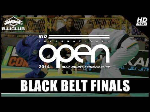 Rio International Open – Black Belt Finals – 2014