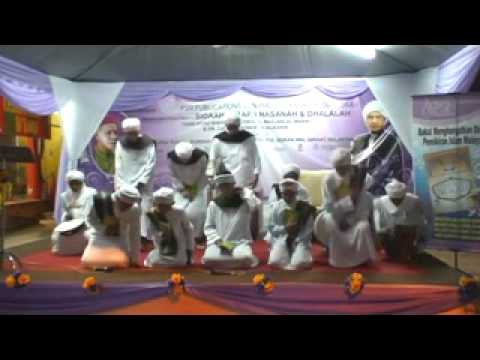 Bacaan Burdah Maahad Tahfiz Darul Quran Wal Qiraat Repek, Pasir Mas Kelantan 1/2