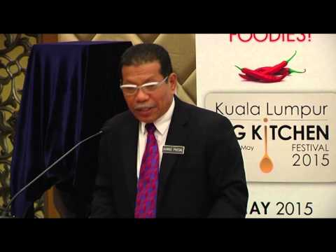 KL Mayor Diary : KL Big Kitchen_PC_Menara DBKL 1