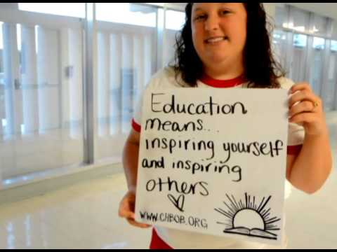 What Does Education Mean to You?