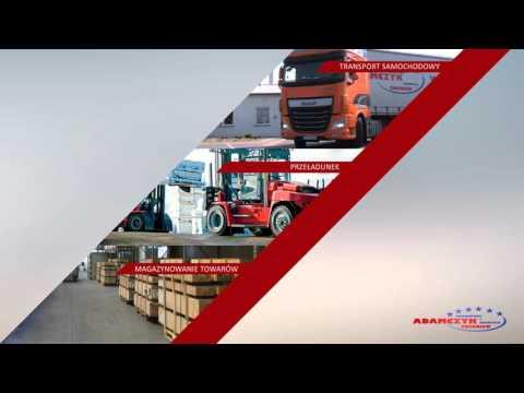 Prezentacja Firmy Transport I Spedycja Zbigniew Adamczyk - Wersja Polska