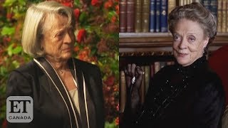 Maggie Smith Not Satisfied By 'Downton Abbey'