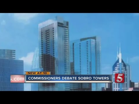 Commissioners Vote To Allow Building Of SoBro Towers