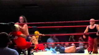 Extreme Midget Wrestling Battle Royal