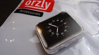A Review of the Orzly InvisiCase for Apple Watch