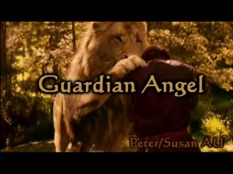 Guardian Angel Peter/Susan AU