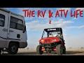 THE RV & ATV LIFE ~ Free Boondocking ~ Ocotillo Wells State Vehicular Recreation Area