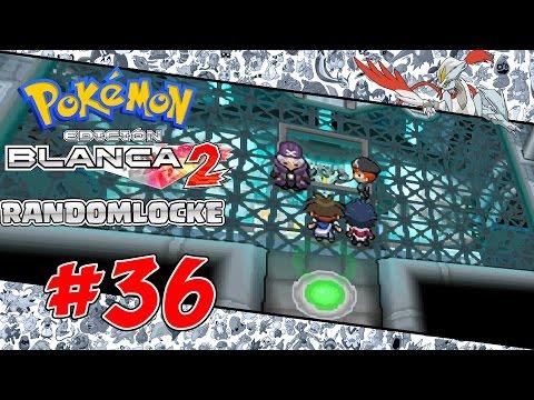 Pokémon Blanco 2 Randomlocke # 36 ( Fragata Plasma