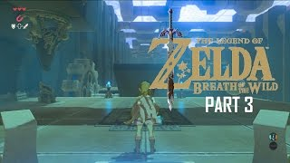 Zelda: BOTW - Part 3 - Stasis Trial, Temple of Time and Keeping Warm...