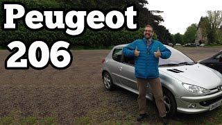 2005 Peugeot 206: POV Drive