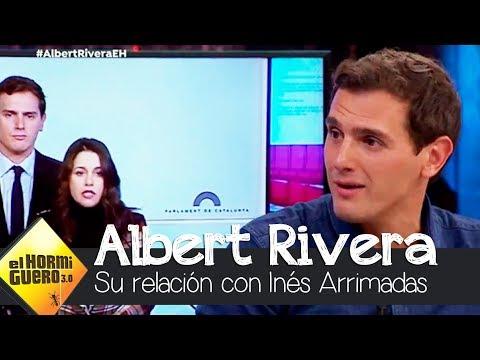 Albert Rivera zanja las dudas: ¿Tiene envidia de Inés Arrimadas? - El Hormiguero 3.0