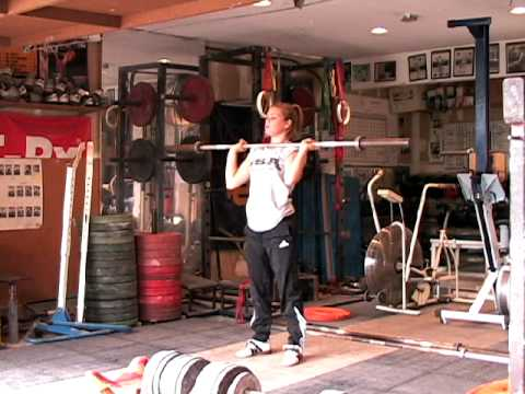 CrossFit - Hang Power Clean Demo Image 1