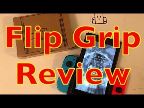 DBPG: Flip Grip for Nintendo Switch Review