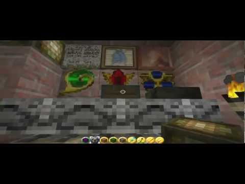 Zelda Ocarina of Time Pack de Texturas Review 1.3.1 Minecraft