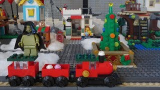 LEGO The Grinch Who Nearly Stole Christmas