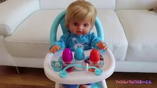 Baby Doll has a temperature ! Baby Born Doctor Cicciobello Bobo Baby Doll & Nursery Toys Play