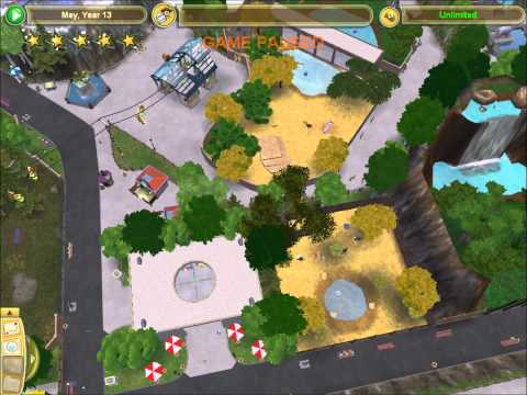 Biggest zoo tycoon 2 build ever