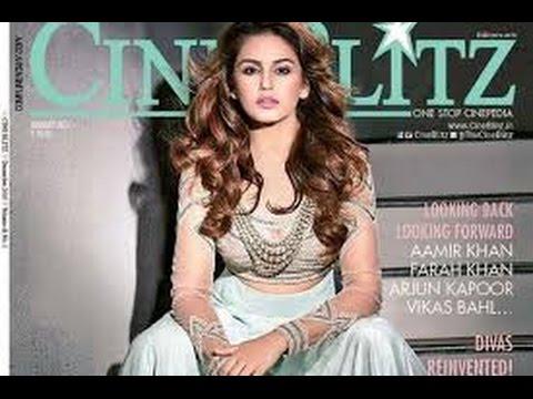 Huma Qureshi Sizzles On The Cover Of Cine Blitz Magazine