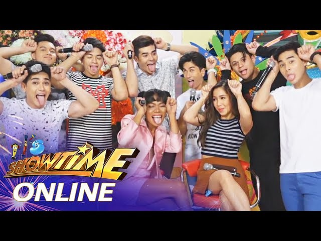 It's Showtime Online: The meaning behind Elsa Droga's name