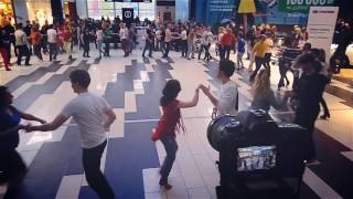 International Rueda Flashmob Ufa Russia Аpril 1, 2017.