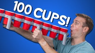 The World's Longest Drink Waterfall? • This Could Be Awesome #1