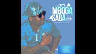 Mr Blue Ft  Ali Kiba   Mboga Saba