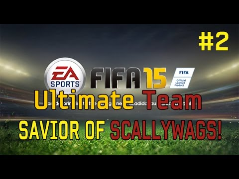FIFA 15 Ultimate Team #2 - ANDY CARROLL CLUTCH