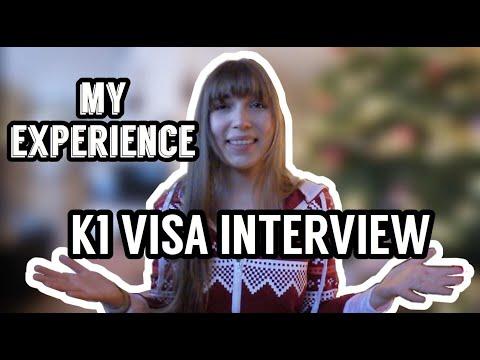 K1/FIANCÉ(E) VISA INTERVIEW ─ MY EXPERIENCE (Approved)   LONG DISTANCE TALKS