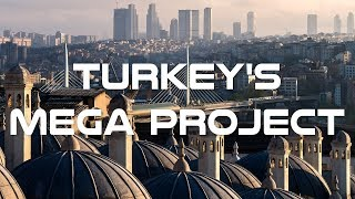 Turkey's Mega Project: New Istanbul Airport