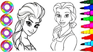Coloring Drawings Disney