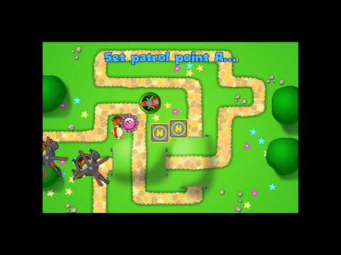 Bloons Tower Defense 5 - Monkey Lane (Hard) iPhone/iPod/iPad