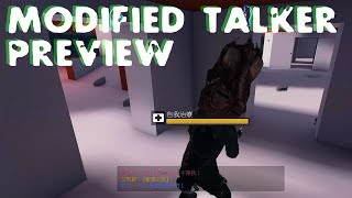 L4D Epsilon Modified Talker Preview - Dark Wood