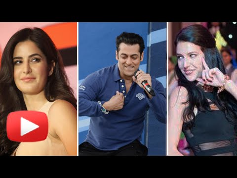 Salman Khan's Dance With Katrina Kaif's Sister Isabel Kaif | Dr. Cabbie video
