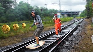 Subway Surfers In Real Life | Future Gaming