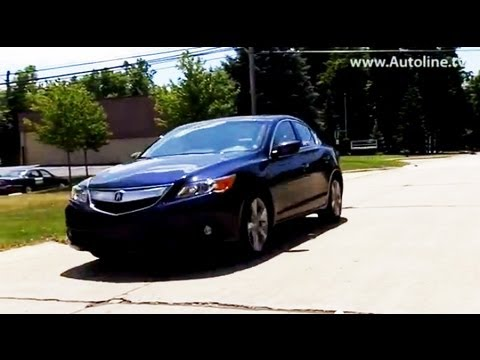 2013 Acura ILX - Instant Impression