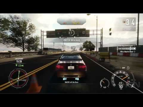 Need for Speed Rivals - PlayStation 4 Gameplay