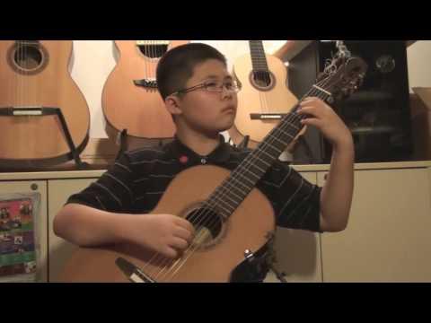 Fernando Sor - Etude No 11 Op 6