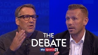 Merson and Bellamy have HEATED debate on Spurs squads fitness! | The Debate