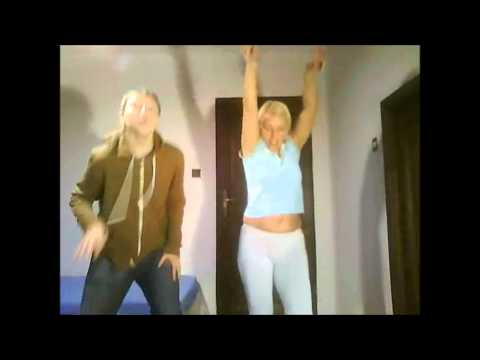 Mom And Son Dancing  Push It !!!!!!! video