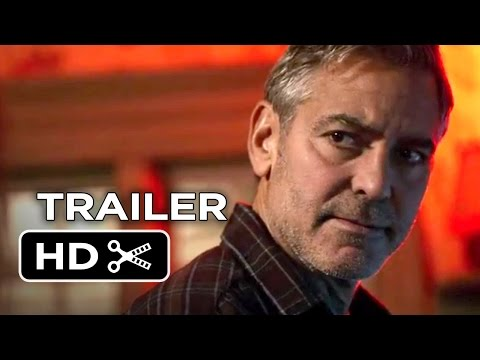 Tomorrowland Official Trailer #2 (2015) - George Clooney, Britt Robertson Movie HD