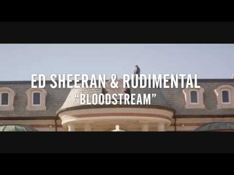 Ed Sheeran + Rudimental - Bloodstream [Official Teaser- YTMAs]