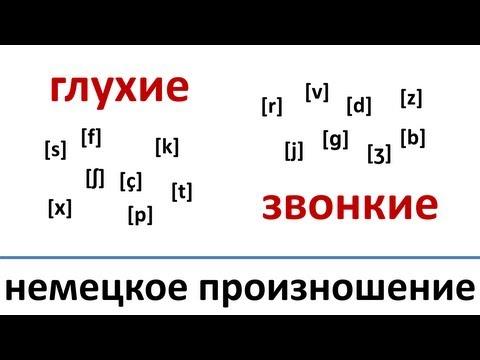 один произношение английского алфавита звонкие и глухие буквы имущество