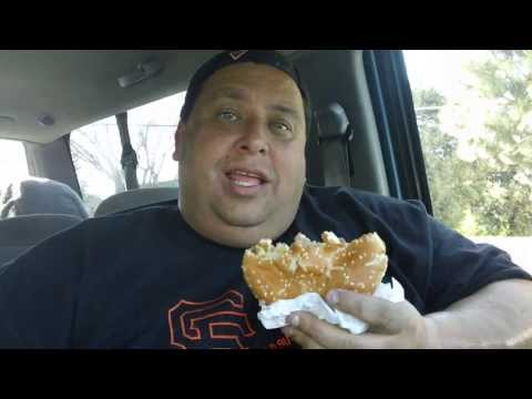 Burger King's Chipotle Whopper REVIEWED?