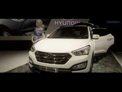 Обзор Hyundai Santa Fe