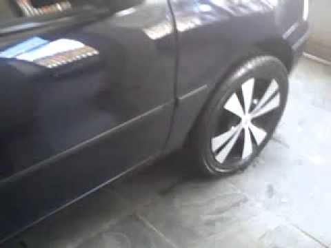 Ford Fiesta Sedan >> Rodas Trevo Aro 15 Pneus 195.50.15 Video 1 - YouTube